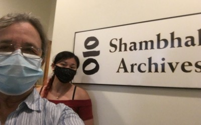 COVID-19 Policies at the Shambhala Archives
